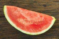 melonstycke Arkivfoton