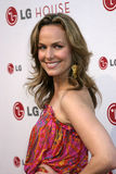 Melora Hardin Royalty Free Stock Images