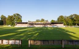 Melrose λέσχη ένωσης ράγκμπι Melrose, Σκωτία στοκ εικόνα