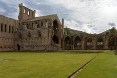 Melrose Abbey Royalty Free Stock Photography