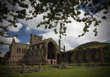 Melrose Abbey Scotland Royalty Free Stock Photo