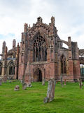 Melrose Abbey, Scotland Royalty Free Stock Image