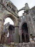 Melrose Abbey, Scotland Royalty Free Stock Photos