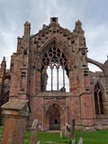 Melrose Abbey, Scotland Royalty Free Stock Photo
