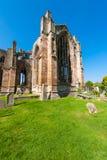 Melrose-Abtei Stockfotos