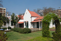 Melrose House stables. Stables at Melrose House museum in Pretoria Stock Photography