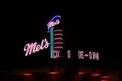 Mels dör in på HHN 26 Arkivbilder