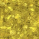 Melt metal fluid seamless generated hires texture. Or background Royalty Free Stock Photography