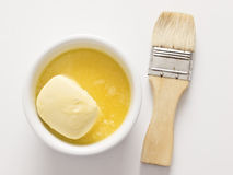 Melted butter Stock Photos