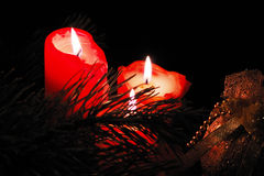 Free Melted Candles Stock Image - 11501591
