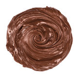 Melted milk chocolate Royalty Free Stock Photos