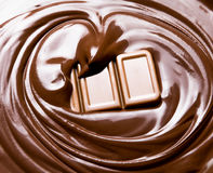 Melting chocolate / melted chocolate stock images