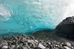 Melting glacier Stock Photography