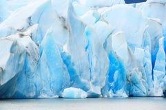 Melting of glacier Stock Images