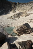 Melting glacier Royalty Free Stock Image