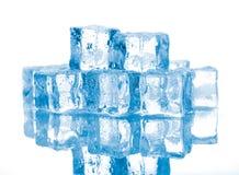 Melting ice Royalty Free Stock Photo