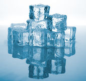 Melting ice Royalty Free Stock Images