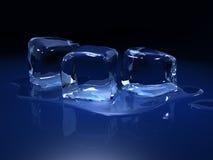Free Melting Ice Cubes Stock Photography - 4686972
