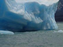 Melting iceberg in Lago Argentino, Calafate. Patagonia, Argentina Royalty Free Stock Photos
