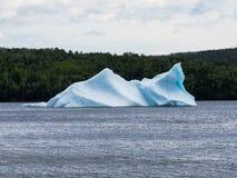 Melting iceberg Royalty Free Stock Images