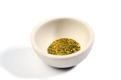 Melting pot para o ouro Imagem de Stock