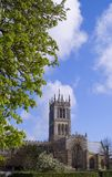 Melton Mowbray church Royalty Free Stock Photography