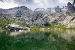 Melu Lake Stock Foto's
