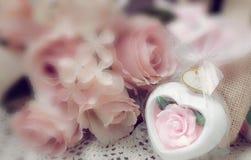 Memória da eternidade do amor levemente Imagens de Stock Royalty Free