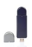 Memória da movimentação da pena do USB Foto de Stock Royalty Free