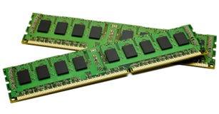Memória de computador da CCE do elevado desempenho DDR3 Imagens de Stock Royalty Free