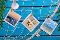 Memórias das férias de verão imagem de stock royalty free