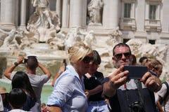 Memórias de Roma imagem de stock