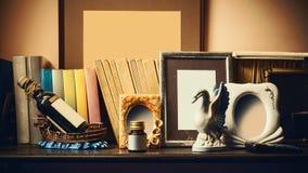 Memórias na prateleira Imagem de Stock