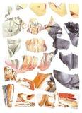 Memórias vagas ilustração royalty free