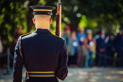 Old Guard 1 Royalty Free Stock Image