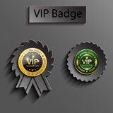 Member vip badge Royalty Free Stock Photo