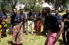 Members of Community Reproductive Health Workers, Uganda Stock Photo