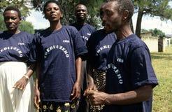 Members of Community Reproductive Health Workers, Uganda Stock Images