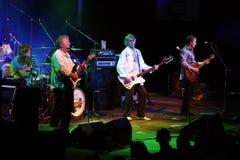 Members of Martin Turner's Wishbone Ash Stock Photo