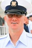 Membre de service du garde côtier des USA Photographie stock libre de droits