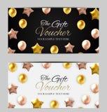 Membres de luxe, calibre de carte cadeaux pour votre illustration de vecteur d'affaires illustration stock