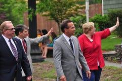 Membro del Congresso David Cecilline Immagini Stock