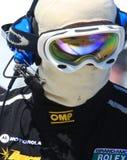 Membro della squadra della corsa Fotografia Stock Libera da Diritti