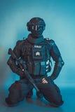 Membro della squadra dello SCHIAFFO immagine stock