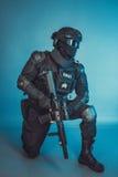 Membro della squadra dello SCHIAFFO immagini stock