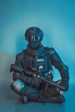 Membro della squadra dello SCHIAFFO fotografie stock libere da diritti