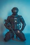Membro della squadra dello SCHIAFFO immagini stock libere da diritti