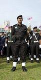 Membros da polícia da cadeia de Malaysia Imagem de Stock Royalty Free