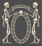 Memento mori Images libres de droits