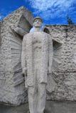 Liberation monument, Memento Park Royalty Free Stock Photography